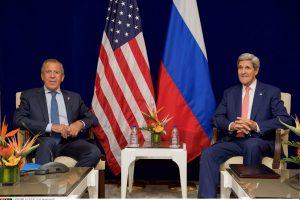 JAV nerimauja dėl Rusijos karinės paramos Sirijai