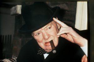 Sukanka 50 metų, kai mirė buvęs britų premjeras W. Churchillis