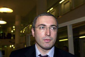 Maskvos Helsinkio grupė: M. Chodorkovskis – dvasinis lyderis, prilygstantis M. Gandhi