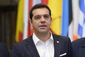 Graikijos lyderis: Vokietija ir TVF turi liautis žaisti su ugnimi