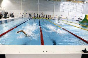 Kviečia nemokamai naudotis Klaipėdos baseinu