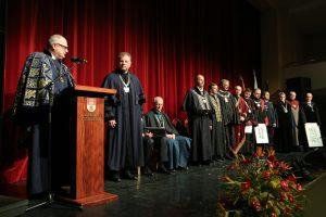 Klaipėdos universitetui – sveikinimų lavina
