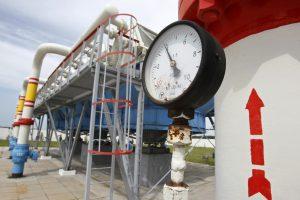 ES: Rusijos dujų tiekimas ateityje per Ukrainą yra vienas pagrindinių prioritetų