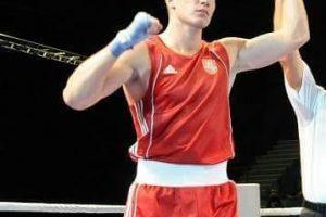Boksininkas T. Tamašauskas pergale pradėjo turnyrą Turkijoje