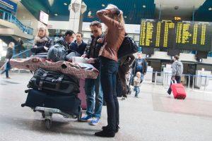 Vilniaus oro uoste keleivės bagaže rasta šovinių