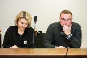 Buvusio prokuroro bylai pritrūko teisėjų