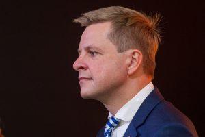 Vilniaus opozicija kreipėsi į VRK dėl R. Šimašiaus ataskaitos