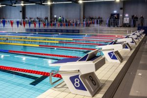 Vilniuje atidarytas pirmas naujas baseinas nuo 1987 metų