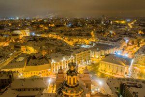 Vilnius – Vokietijos turizmo giganto taikiklyje