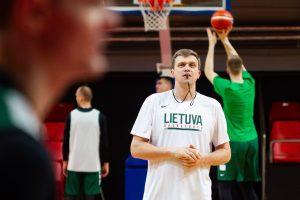 Atskleisti Lietuvos krepšinio talentų klodai