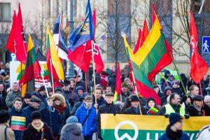 Lietuvos gyventojų skaičius dar labiau susitraukė