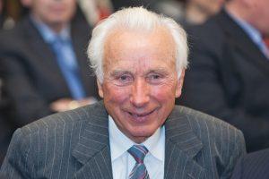 Mirė buvęs žemės ūkio ministras, eksparlamentaras V. Einoris