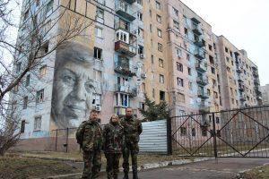 Šauliai Rytų Ukrainos gyventojams perdavė elektros generatorių