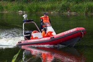 Vilniuje iš Gineitiškių ežero ištrauktas skenduolis