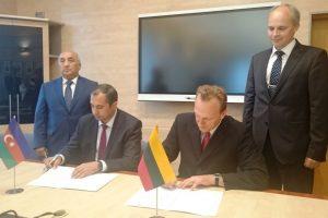 Azerbaidžane – naujos perspektyvos Lietuvos vežėjams