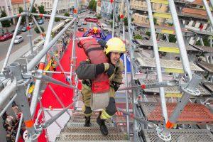 Ugniagesiai: kopėčių nuoma pratęsta dėl gyventojų saugumo