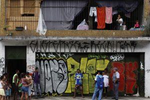 Braziliją baigia užsmaugti nepritekliai