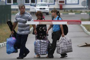 Užsieniečiai naudojasi leidimų gyventi Lietuvoje spragomis