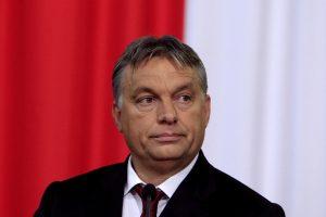 Vengrai referendume turėtų atmesti ES patvirtintą pabėgėlių kvotų planą
