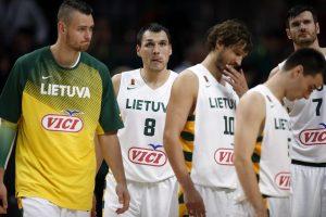 Pasaulio krepšinio čempionato pusfinalį stebėjo beveik trečdalis Lietuvos