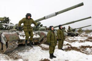 Lietuva siunčia karių į Ukrainą – mokys ukrainiečių kariuomenę