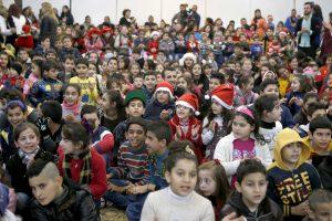 Už pabėgėlių vaikus – 30 proc. didesnis mokinio krepšelis