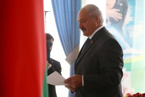 Politologas: kalbėti apie pokyčius Baltarusijoje būtų saviapgaulė