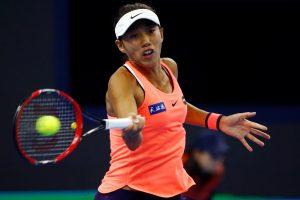 "Kinijoje startavo ""WTA Elite Trophy"" turnyras"