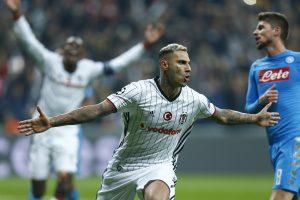 """UEFA Čempionų lyga startavo """"Napoli"""" ir """"Bešiktaš"""" lygiosiomis"""