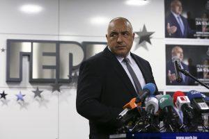 Bulgarijos rinkimuose pergalę švenčia europinės plėtros šalininkai (atnaujinta)