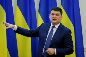 Ukrainoje suimtas premjero patarėjas, įtariamas šnipinėjęs Rusijai