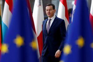 Į Lietuvą atvyksta Lenkijos premjeras