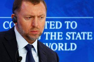 JAV atšaukė sankcijas su rusų oligarchu O. Deripaska susijusioms įmonėms