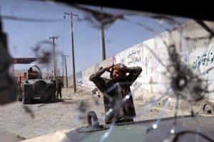 Talibanas sunaikino Afganistano kariuomenės bazę, nužudė 16 žmonių