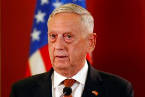 Pentagono vadovas žada Lenkijai paramą atremiant Rusijos grėsmę