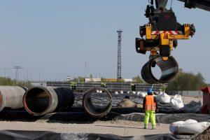 """N. Aleksiejūnas: į """"Nord Stream 2"""" ir Astravo AE dėmesį atkreipė visa Europa"""