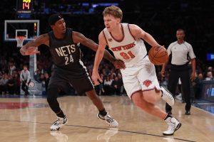 M. Kuzminskas tęsia geriausią savaitę savo NBA karjeroje