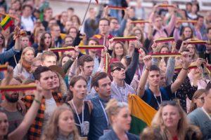 Prašo Valstybės kontrolės atlikti pasaulio jaunimo susitikimų auditą