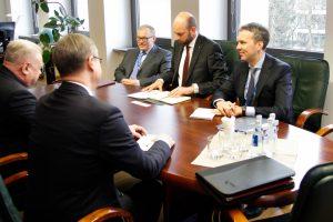 Lietuva išdėstė Rusijai sąlygas dėl bendradarbiavimo