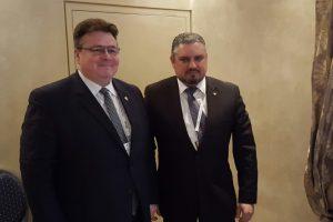 L. Linkevičius: reformos Moldovoje – pirmiausia dėl šalies žmonių