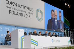 Lenkijos anglių kasybos mieste Katovicuose prasidėjo klimato derybos