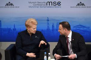 Kroatijoje – pirmasis dvišalis Lietuvos ir Lenkijos prezidentų susitikimas