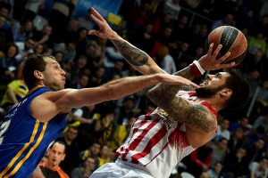 """Baigėsi ULEB Eurolygos vyrų krepšinio turnyro """"Top 16"""" varžybų etapas"""