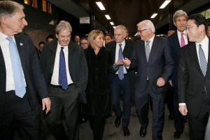 Vokietija nori grąžinti Rusiją į Didžiojo aštuoneto gretas