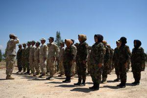 Afganistano saugumo pajėgoms Lietuva ketina skirti beveik 0,5 mln. eurų