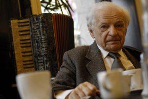 Mirė garsiausias šių laikų prancūzų poetas Y. Bonnefoy