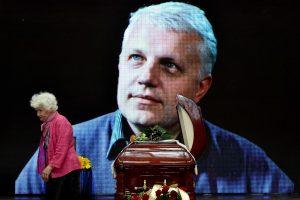Lietuvos diplomatai dalyvauja Kijeve nužudyto žurnalisto laidotuvėse