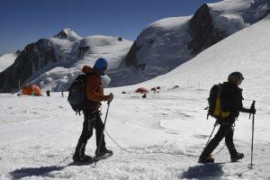 Gvatemaloje mirtinai sušalo šeši į ugnikalnį kopę alpinistai