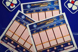 Klaipėdietis parduotuvėje pavogė loterijos bilietų