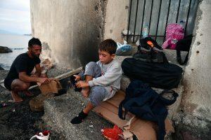 Į Lietuvą perkelti dar 9 sirų pabėgėliai